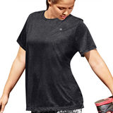 Champion Vapor Women's Plus Heather Tee QW0982