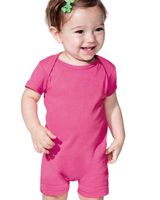 Rabbit Skins Infant Premium Jersey T-Romper 4486