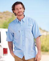 DRI DUCK Catch Short Sleeve Fishing Shirt 4406