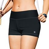 Champion Womens Absolute Shorts with SmoothTec Band M0580