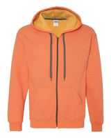 Gildan Heavy Blend Vintage Classic Full-Zip Hooded Sweatshirt 18700