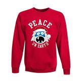 Hanes Boys' Ugly Christmas Sweatshirt OD131