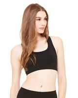 BELLA + CANVAS Women's Nylon Spandex Sports Bra 970