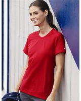 Badger B-Tech Cotton-Feel Women's Short Sleeve T-Shirt 4860
