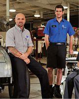 Red Kap Short Sleeve Work Shirt Long Size SP24L