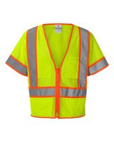 ML Kishigo Ultra-Cool Mesh Surveyor's Vest 1242-1243