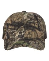 Outdoor Cap Mesh-Back Camo Cap 315M