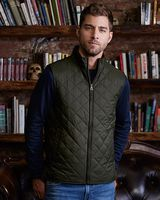 Weatherproof Vintage Diamond Quilted Vest 207359