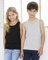 BELLA + CANVAS Youth Jersey Tank 3480Y
