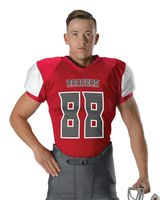 Alleson Athletic Stretch Football Jersey A00161