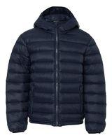 Weatherproof 32 Degrees Youth Packable Hooded Down Jacket 15600Y