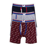 Champion Men's Everyday Comfort Boxer Briefs 3-Pack CABBA3