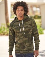 Independent Trading Co. Unisex Lightweight Hooded Sweatshirt AFX90UN