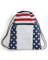 OAD Americana Drawstring Bag OAD5050