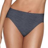Hanes Women's Ultimate Cool Comfort Hi Cut 4-Pack HXMFHC