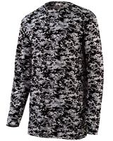 Augusta Sportswear Digi Camo Wicking Long Sleeve T-Shirt 2788