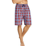 Hanes Men's Woven Plaid Shorts 2-Pack 25170