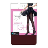 Hanes X-Temp Opaque Control Top Tights with Comfort Waistband HFT012