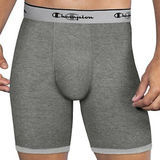 Champion Performance Stretch Long Boxer Brief 2-Pk C47C