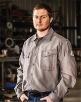 Bulwark iQ Series Endurance Work Shirt QS40