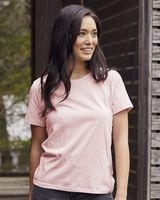Alternative Women's Cotton Jersey Go-To Tee 1172