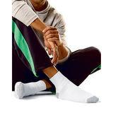 Hanes Mens Ankle Socks 12-Pk 186V12