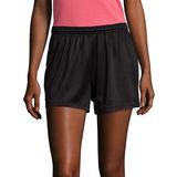 Hanes Sport Women's Mesh Shorts O9082