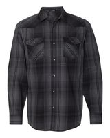Burnside Long Sleeve Western Shirt 8206