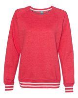 J. America Relay Women's Crewneck Sweatshirt 8652