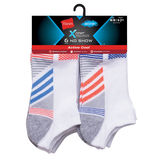 Hanes Boys' X-Temp® Active Cool No Show 6-Pack HBXTN6