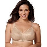 Playtex 18 Hour Front Close Posture Wirefree Bra USE525