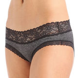 DKNY Signature Lace Heather Cotton Bikini DK1268