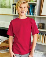 Hanes Nano-T® Youth Short Sleeve T-Shirt 498Y