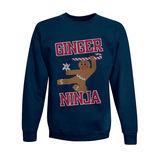 Hanes Boys Ugly Christmas Sweatshirt OD131