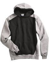 Champion Double Dry Eco Colorblocked Hooded Sweatshirt S750
