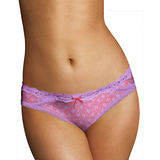Maidenform Micro Cheekini with Lace Panty DM0016