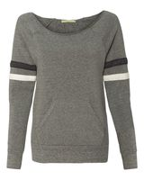 Alternative Eco-Fleece Women's Maniac Sport Sweatshirt 9583