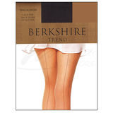 Berkshire Sheer Back Seam Lace Top Thigh High 1325