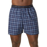 Hanes Big Man's Yarn-Dyed Plaid Boxer 5-Pack 841BX5B
