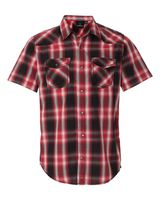 Burnside Short Sleeve Western Shirt 9206
