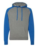 Independent Trading Co. Raglan Hooded Pullover IND40RP