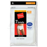 Hanes Men's TAGLESS No Ride Up Briefs with Comfort Flex Waistband 7-Pk 2252P7