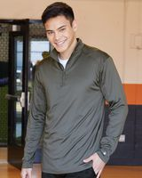 Badger Quarter-Zip Lightweight Pullover 4280