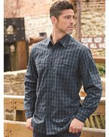DRI DUCK Paseo Plaid Shirt 4465