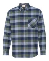 Weatherproof Vintage Brushed Flannel Long Sleeve Shirt 164761