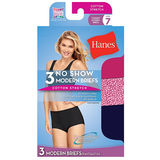 Hanes Women's Smooth Tech Modern Brief 3-Pack SM38AS