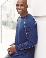 Badger Digital Camo Hook Long Sleeve T-Shirt 4155