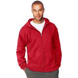Hanes Ultimate Cotton Fleece Full-Zip Adult Hoodie F280