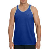 Champion Mens Classic Jersey Ringer Tank Top T0224