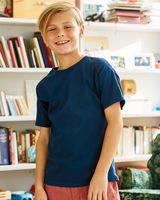 Hanes ComfortSoft Youth T-Shirt 5480
